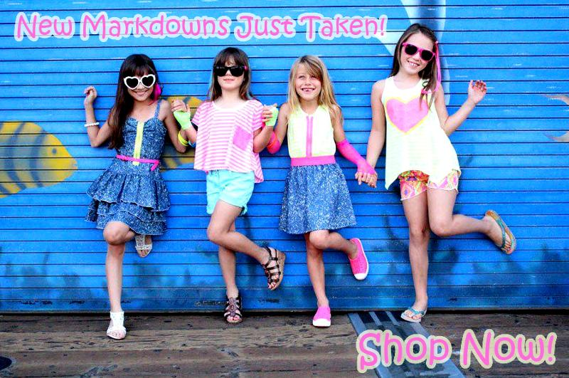 New Markdowns on Spring/Summer 2013! Up to 40% off ...