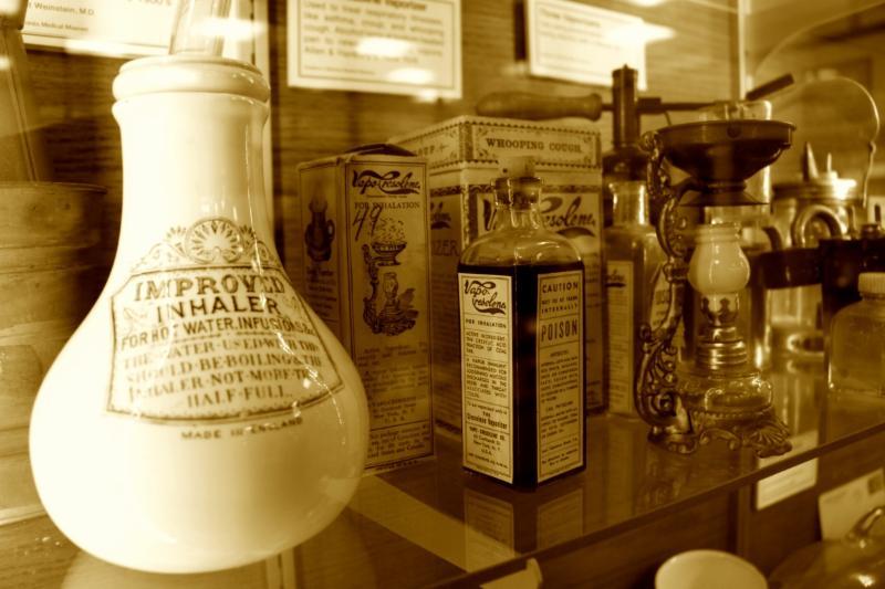 Museum artifact