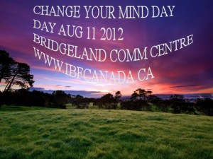 Change your Mind Day