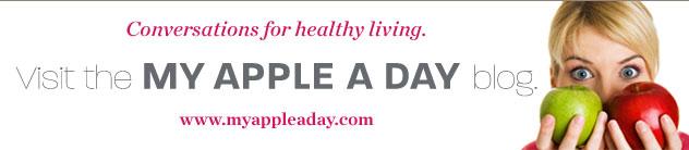 my apple a day blog bar