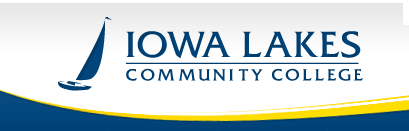 Iowa Lakes CC Logo
