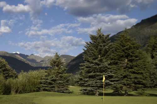 Vail Golf Club Summer