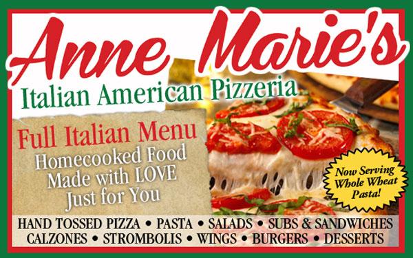 Anne Marie's Italian American Pizza