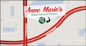 Anne Maries Italian American Pizza