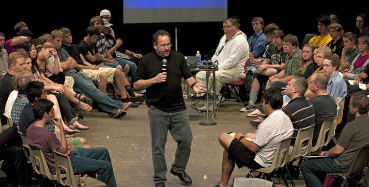 Jim opens for Kevin Costner