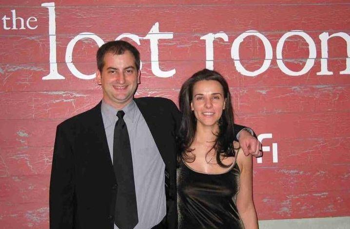 Chris Leone and Laura Harkcom