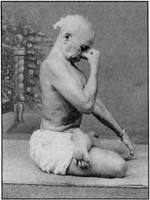 T. Krishnamacharya breathing practice