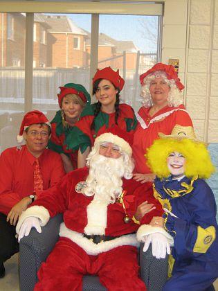 Rotary & Santa