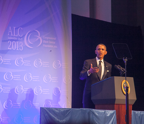 2133 Congressional Black Caucus Foundation 43rd ALC meetings wrap up