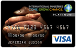 International Ministries Visa Card