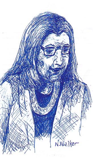 B Horowitz sketch