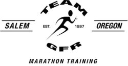 Team GFR Marathon Training