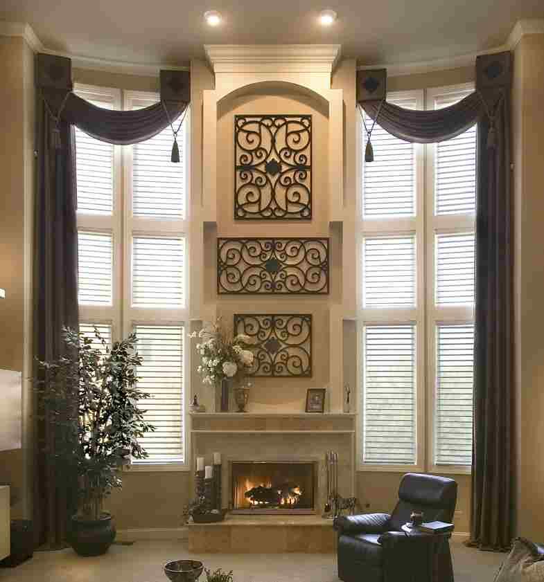 elegance in windows e-zine, custom window treatments vs. ready mades?