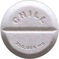 Chill Pill Tablet
