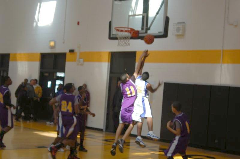 Skinner boys basketball