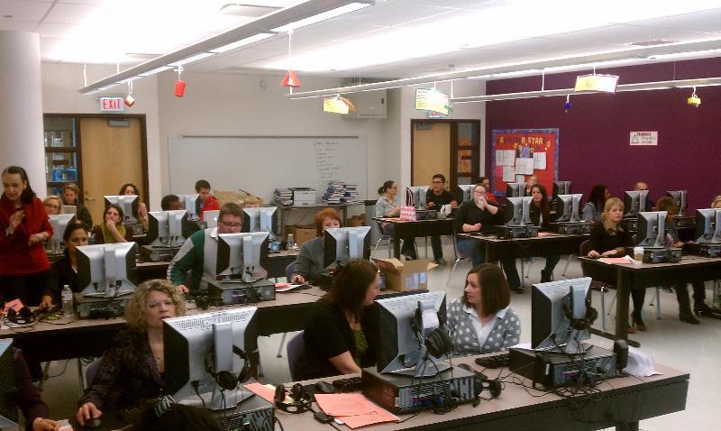 Teacher Training 10-2011