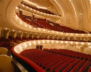 Chicago Symphony Hall