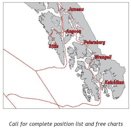 GCI Cable Routes