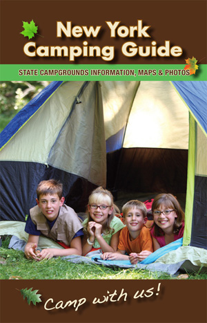 camping guide cover 2013