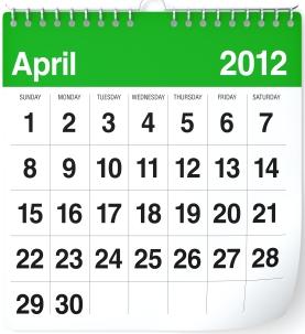 calender April2