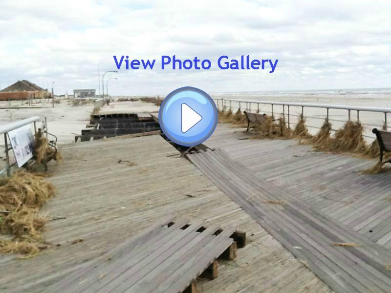 Jones beach- Hurricane Sandy 2012