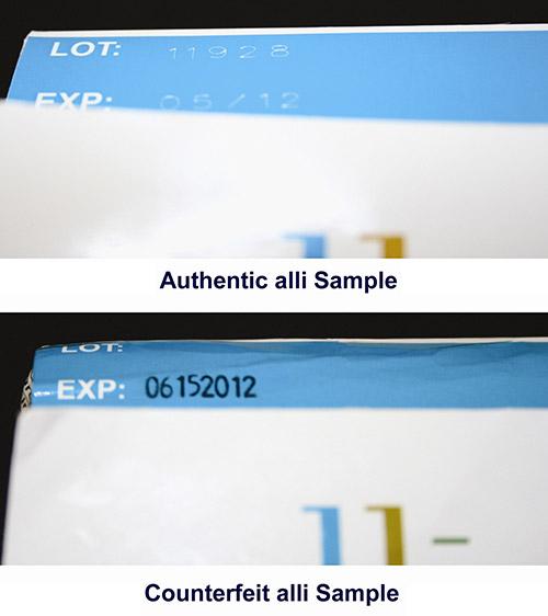 Alli Box Sample