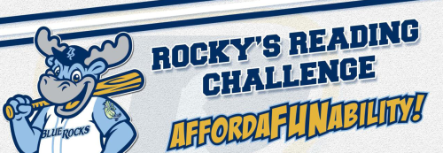 Rocky's Reading Challenge