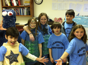 Odyssey of the Mind in Spirit Wear