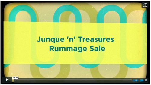 Rummage Sale Slideshow