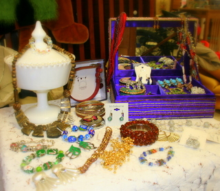 Rummage Sale Jewelry