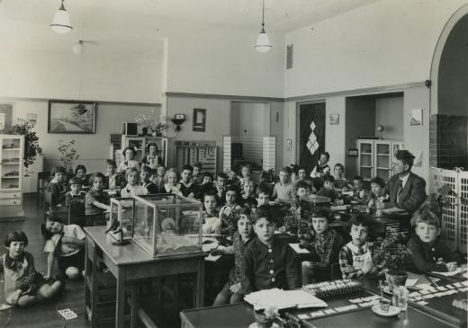 Anne Frank's Montessori School