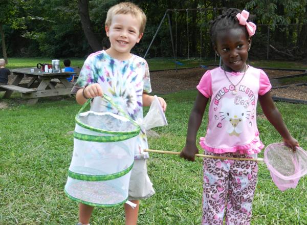 Preschool Camp Butterflies