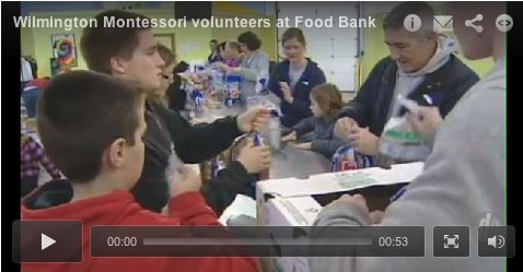 Food Bank Video