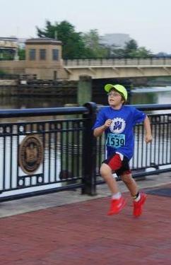 Evan Bastianelli Running