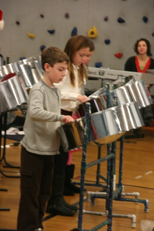 Steel Drums - Holiday Concert