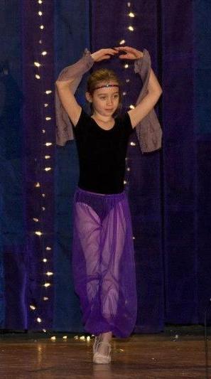 Talent Show - Ballet