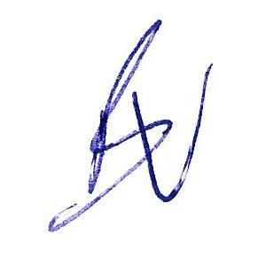 Vynalek, Brad (signature)