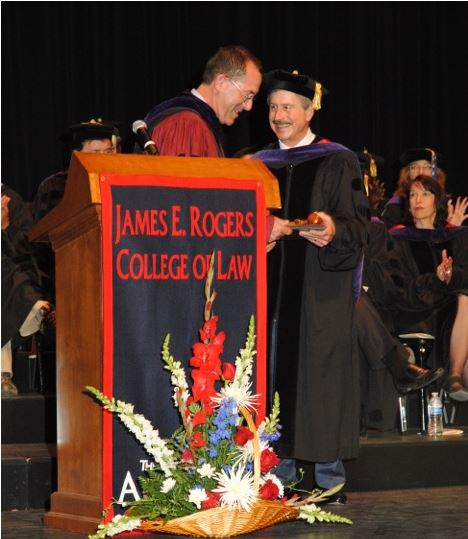 King, Mike (commencement)