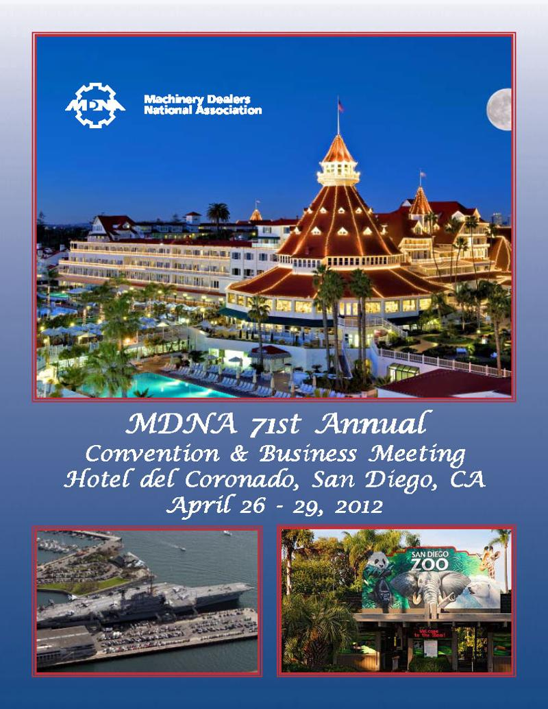 MDNA Convention 2012