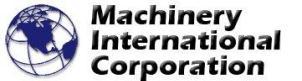Machinery International Corp.