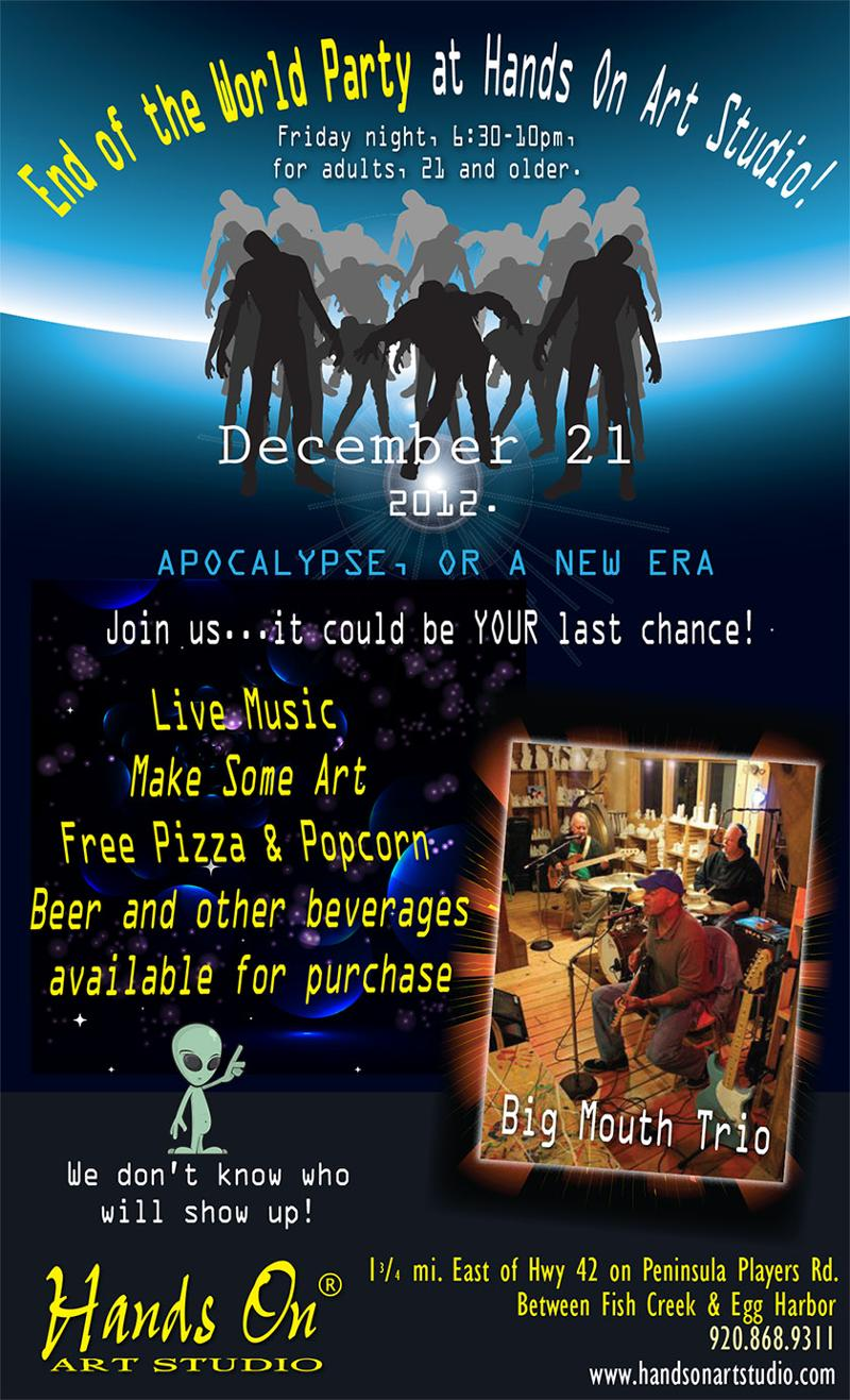 End Of The World Party 2012