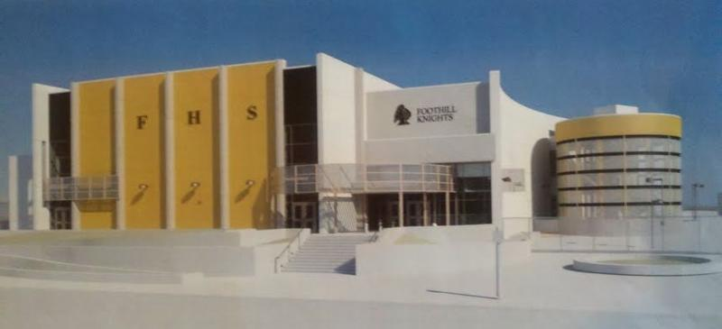 Event Center Rendering