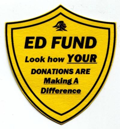 Gold Ed Fund Shield