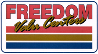 Freedom Valu Center logo