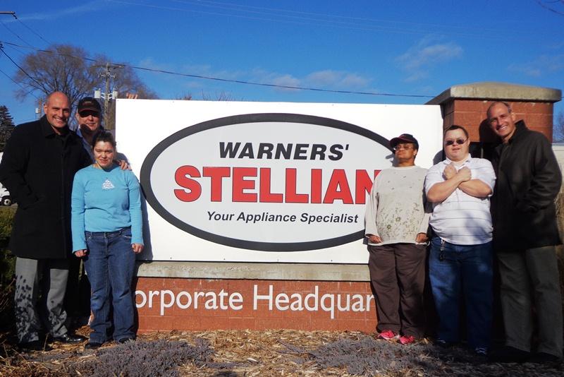 Warners' Stellian crew