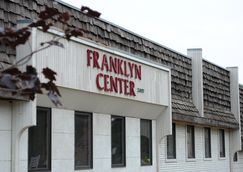Frankly Center exterior