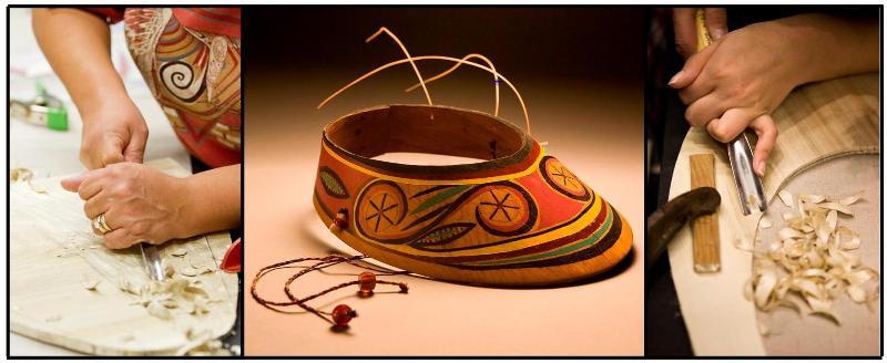 Living Cultural Treasures Bentwood Hat Residendency