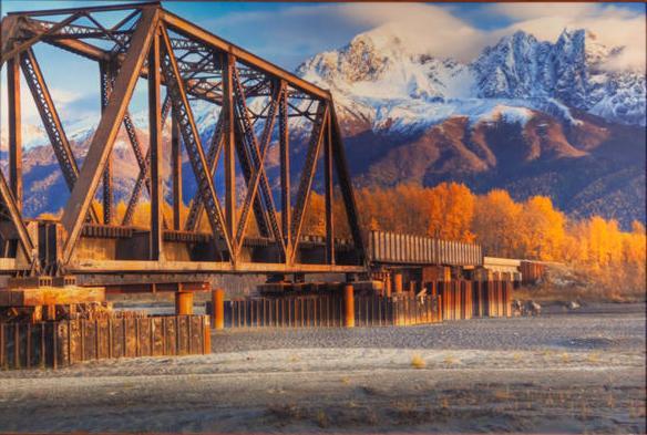 Criss - Railroad Bridge