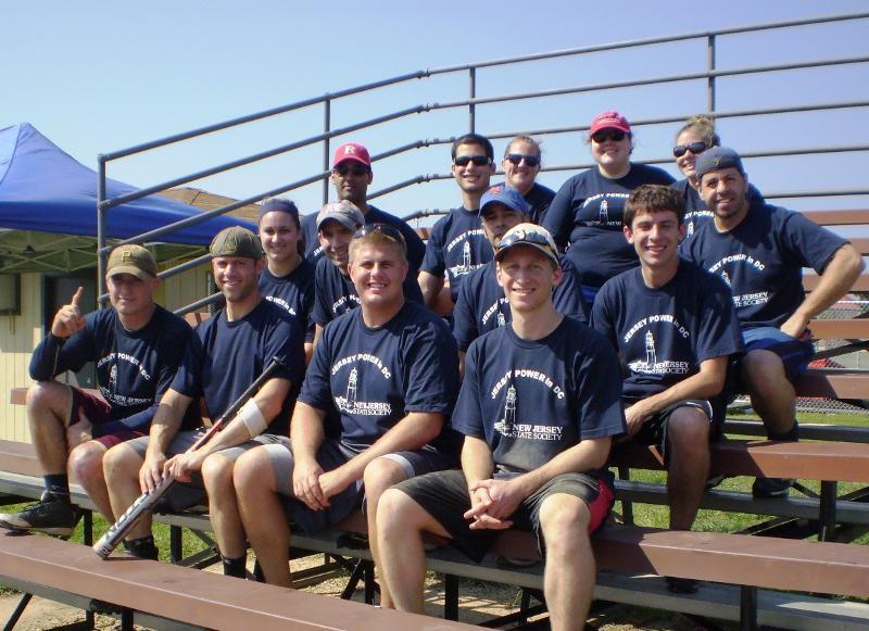 Jersey Power Team in 2012 Finals