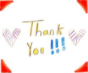 Thank You Spring 2012